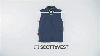 SCOTTeVEST TV Spot, 'Tons of Pockets' - Thumbnail 2