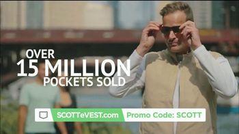 SCOTTeVEST TV Spot, 'Tons of Pockets' - Thumbnail 3