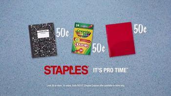 Staples TV Spot, 'Back to School: Shoot for the Stars' - Thumbnail 10