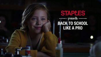 Staples TV Spot, 'Back to School: Shoot for the Stars' - Thumbnail 2