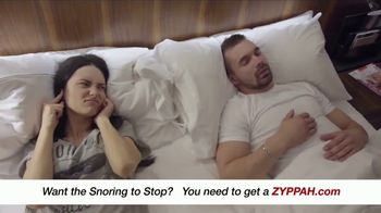 Zyppah TV Spot, 'Snoring'