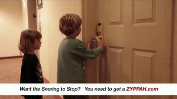 Zyppah TV Spot, 'Snoring' - Thumbnail 1