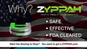 Zyppah TV Spot, 'Snoring' - Thumbnail 5