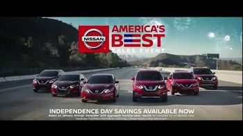 Nissan America's Best Sales Event TV Spot, 'Rock' Song by John Mellencamp [T2] - Thumbnail 5