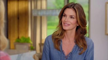 Meaningful Beauty TV Spot, \'Vizio Infomercial Test - Cindy Crawford\'