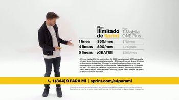 Sprint Unlimited TV Spot, 'Moto E4' con Prince Royce [Spanish] - Thumbnail 4