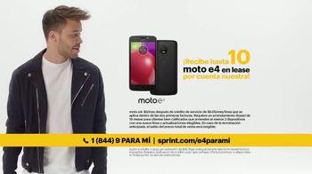 Sprint Unlimited TV Spot, 'Moto E4' con Prince Royce [Spanish] - Thumbnail 6