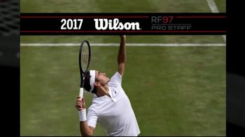Tennis Warehouse TV Spot, 'Evolution of the Pro Staff' Ft. Roger Federer - Thumbnail 10