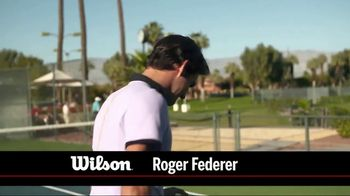 Tennis Warehouse TV Spot, 'Evolution of the Pro Staff' Ft. Roger Federer - Thumbnail 2