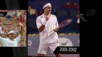 Tennis Warehouse TV Spot, 'Evolution of the Pro Staff' Ft. Roger Federer - Thumbnail 4
