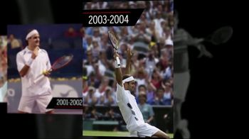 Tennis Warehouse TV Spot, 'Evolution of the Pro Staff' Ft. Roger Federer - Thumbnail 5