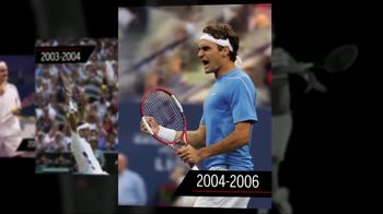 Tennis Warehouse TV Spot, 'Evolution of the Pro Staff' Ft. Roger Federer - Thumbnail 6