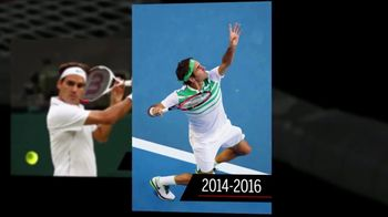 Tennis Warehouse TV Spot, 'Evolution of the Pro Staff' Ft. Roger Federer - Thumbnail 9