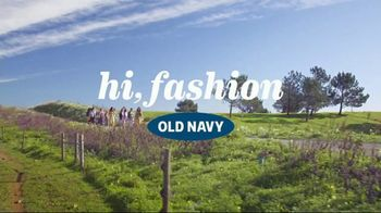 Old Navy TV Spot, '#SayHi to the Tiered Cami Dress' Song by Icona Pop - Thumbnail 1