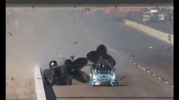 NHRA TV Spot, 'Las Vegas Four-Wide, Houston and Charlotte' - Thumbnail 6