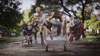Nerf Zombie Strike Revreaper TV Spot, 'Chase' - 1456 commercial airings