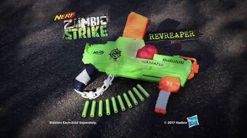Nerf Zombie Strike Revreaper TV Spot, 'Chase' - Thumbnail 10