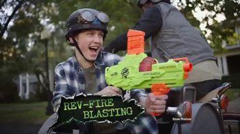 Nerf Zombie Strike Revreaper TV Spot, 'Chase' - Thumbnail 7
