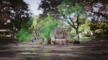 Nerf Zombie Strike Revreaper TV Spot, 'Chase' - Thumbnail 9