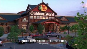 Bass Pro Shops Spring Gear Up Sale TV Spot, 'Cargo Shorts and Fishing Rods' - Thumbnail 6