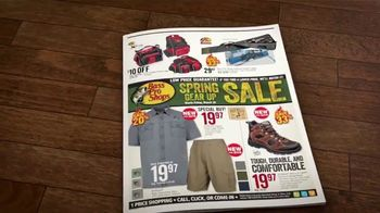 Bass Pro Shops Spring Gear Up Sale TV Spot, 'Cargo Shorts and Fishing Rods' - Thumbnail 2
