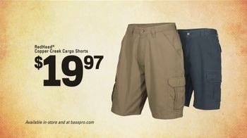 Bass Pro Shops Spring Gear Up Sale TV Spot, 'Cargo Shorts and Fishing Rods' - Thumbnail 3