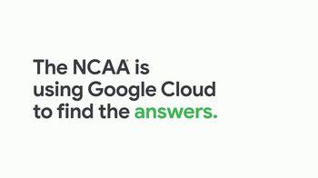 Google Cloud TV Spot, 'NCAA: Google Knows Weather' - Thumbnail 8