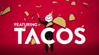 Jack in the Box 4 for $4 Jack's Deal TV Spot, 'Did You Say Tacos?' - Thumbnail 3