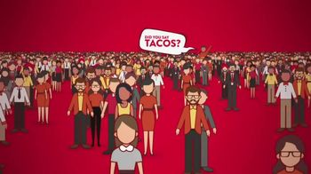 Jack in the Box 4 for $4 Jack's Deal TV Spot, 'Did You Say Tacos?' - Thumbnail 9