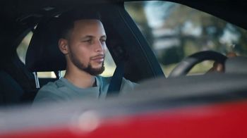 Infiniti Q50 TV Spot, 'Road of Her Dreams' Featuring Stephen Curry