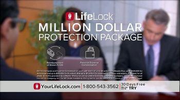 LifeLock TV Spot, 'Faces V3.1A REV1' - Thumbnail 6