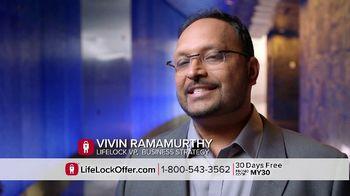 LifeLock TV Spot, 'Faces V3.1A' - Thumbnail 3