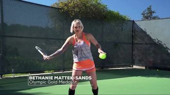 Tennis Warehouse TV Spot, 'Shop Where Bethanie Mattek-Sands Shops!' - 10 commercial airings