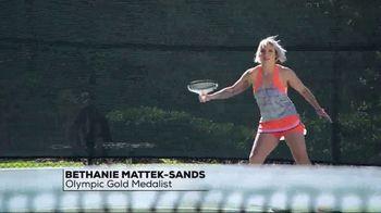 Tennis Warehouse TV Spot, 'Shop Where Bethanie Mattek-Sands Shops!' - Thumbnail 2