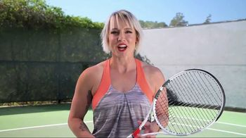 Tennis Warehouse TV Spot, \'Shop Where Bethanie Mattek-Sands Shops!\'