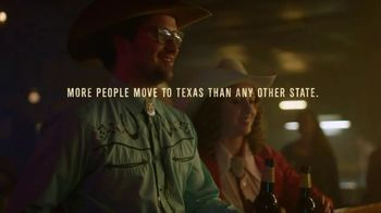 Shiner Bock TV Spot, 'Ice Cold Welcome' Song by Ernest Tubb