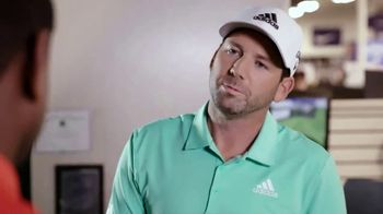 PGA TOUR Superstore TV Spot, 'Improve Your Best Game' Feat. Sergio Garcia