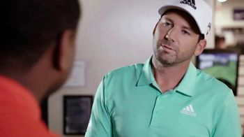 PGA TOUR Superstore TV Spot, 'Improve Your Best Game' Feat. Sergio Garcia - Thumbnail 4