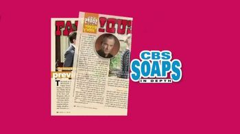 CBS Soaps in Depth TV Spot, 'Young & Restless: All the Family Drama' - Thumbnail 4