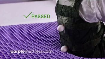 Purple Mattress TV Spot, 'Billy' - Thumbnail 6