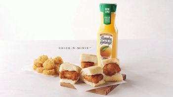 Chick-fil-A Chick-n-Minis TV Spot, 'Construction Workers' - Thumbnail 8