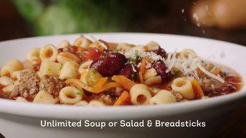 Olive Garden TV Spot, 'Everyday Value: Italian Generosity' - Thumbnail 3