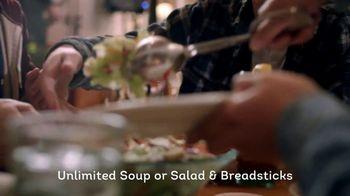 Olive Garden TV Spot, 'Everyday Value: Italian Generosity' - Thumbnail 4