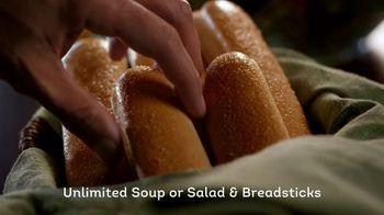 Olive Garden TV Spot, 'Everyday Value: Italian Generosity' - Thumbnail 5