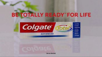Colgate Total TV Spot, 'Be Totally Ready' - Thumbnail 10