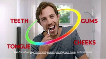 Colgate Total TV Spot, 'Be Totally Ready' - Thumbnail 8