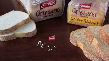 Sara Lee Artesano Bread TV Spot, 'Build Something Better' - Thumbnail 10
