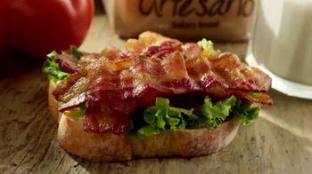 Sara Lee Artesano Bread TV Spot, 'Build Something Better' - Thumbnail 2