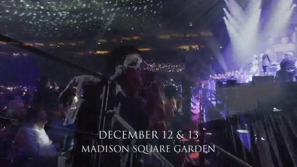 Andrea Bocelli In Concert TV Commercial, U00272018 Madison Square Gardenu0027    ISpot.tv