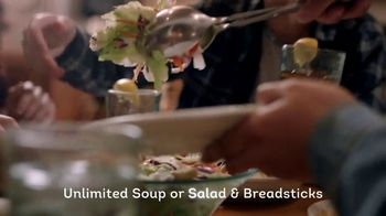 Olive Garden TV Spot, 'Everyday Value (Music Forward) :30' - Thumbnail 4